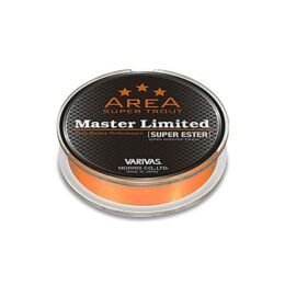 Area Master Limited Super Ester Orange Varivas 4 fishing