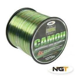 NGT Camou Line Bulk 4fishing