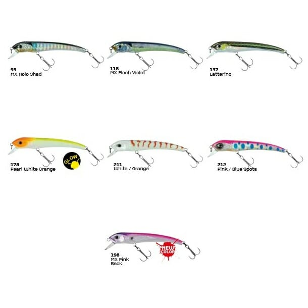 tabella colori audace 65 suspending molix 4fishing