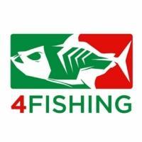 logo 4fishing quadrato ok